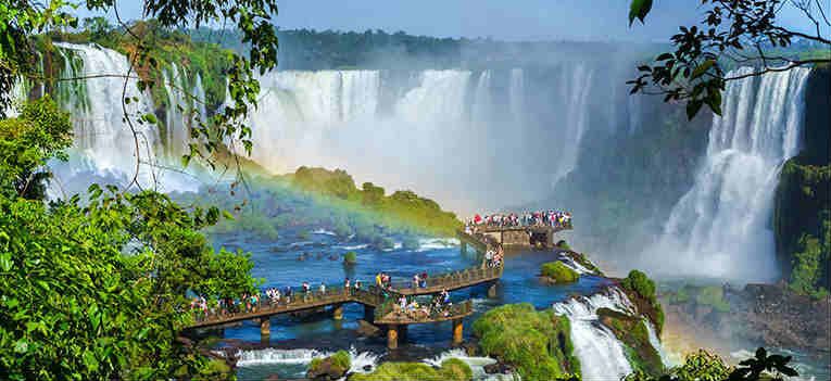 Allianz Global Assistance - Travel Guides: Top 10 Experiences in Brazil
