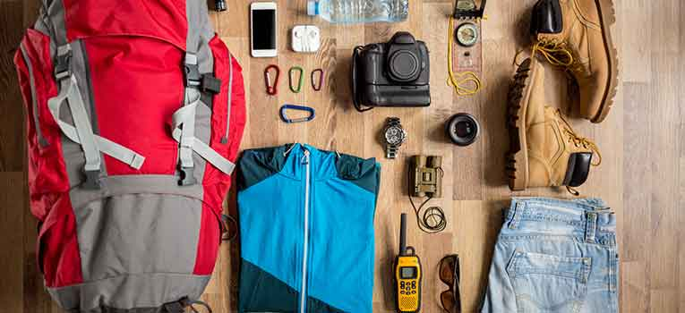 Allianz Global Assistance - 10 backpacking essentials you must carry on your trip