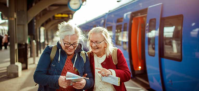 Allianz Global Assistance - Tips for seniors about travel insurance